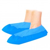 ME025-Niltex-Surchaussures-Polyethylene-Bleue